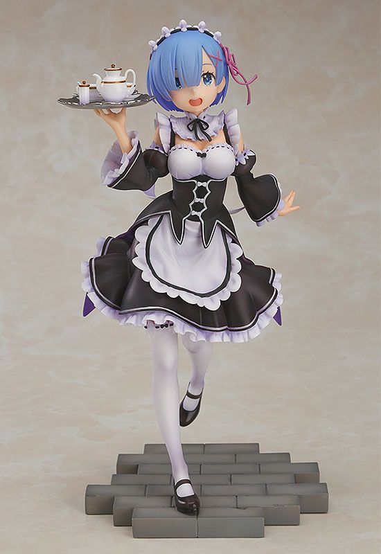 Re:ZERO Starting Life in Another World Rem 1:7 Pre-painted PVC Figure starts preorder! View here: http://www.blacknovatoys.com/re-zero-starting-life-in-another-world-rem-1-7-pre-painted-pvc-figure.html?utm_content=buffer6dda0&utm_medium=social&utm_source=twitter.com&utm_campaign=buffer #rezero #rem