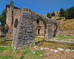 Battistero di San Giovanni in Fonte - Padula