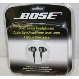 Bose TriPort In-Ear Headphones - Headphones ( ear-bud ) - black (Electronics)By Bose            2 used and new from $79.99