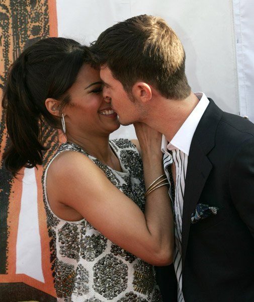 Robin Thicke and Paula Patton...who says you can't find true love at 16? They are perfect.