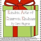 $1.00 I love the idea of random acts of kindness and wanted to bring it into my classroom with a holiday twist.  The kiddos love opening their new gift e...