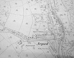 Argoed Colliery (Cwm Crach) - 1898