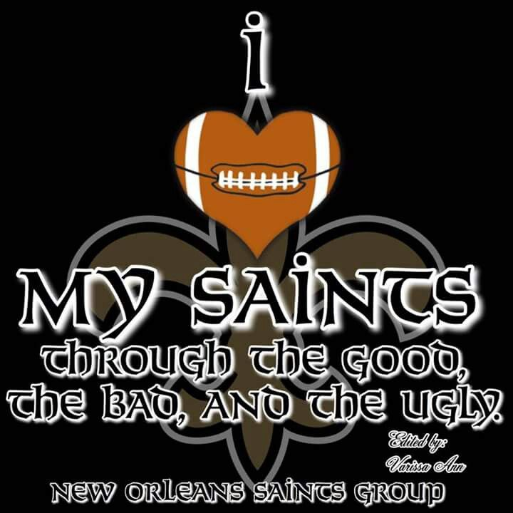 I Love My Saints