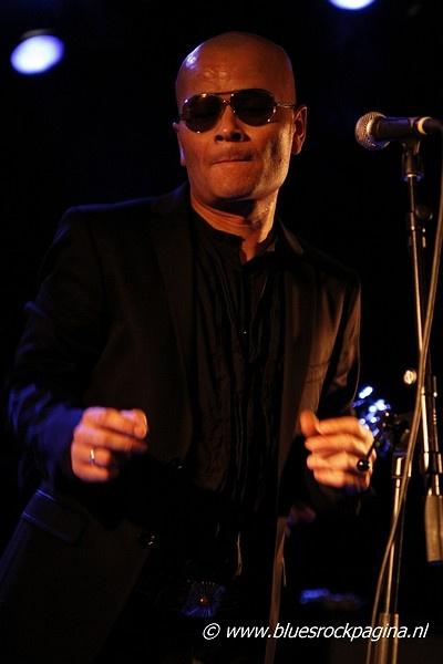 JD Walker @ De Bosuil 2012