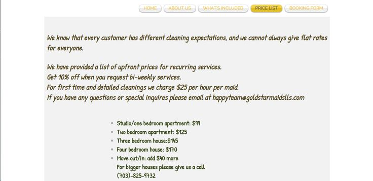 Awesome Apartment Cleaning Services Prices Photos - Amazing ...