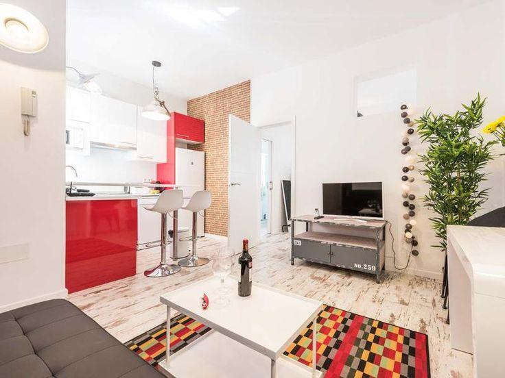 Antes y despu s un piso de 40m2 reformado decoraci for Decoracion de casas de 30 metros cuadrados