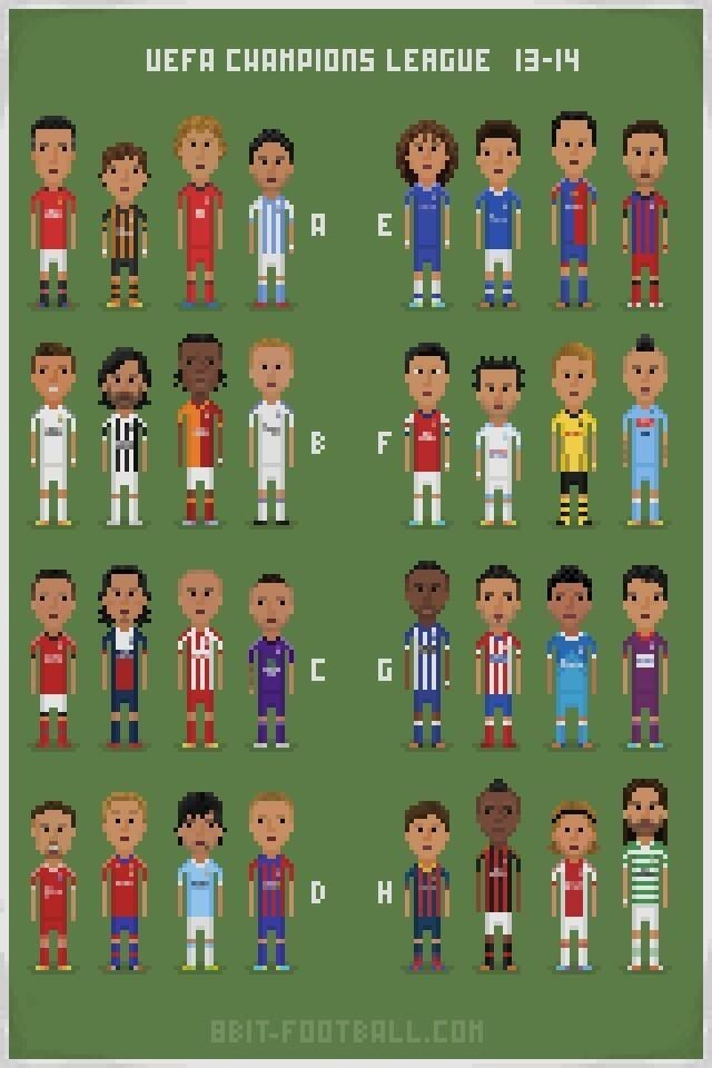 8Bit soccer