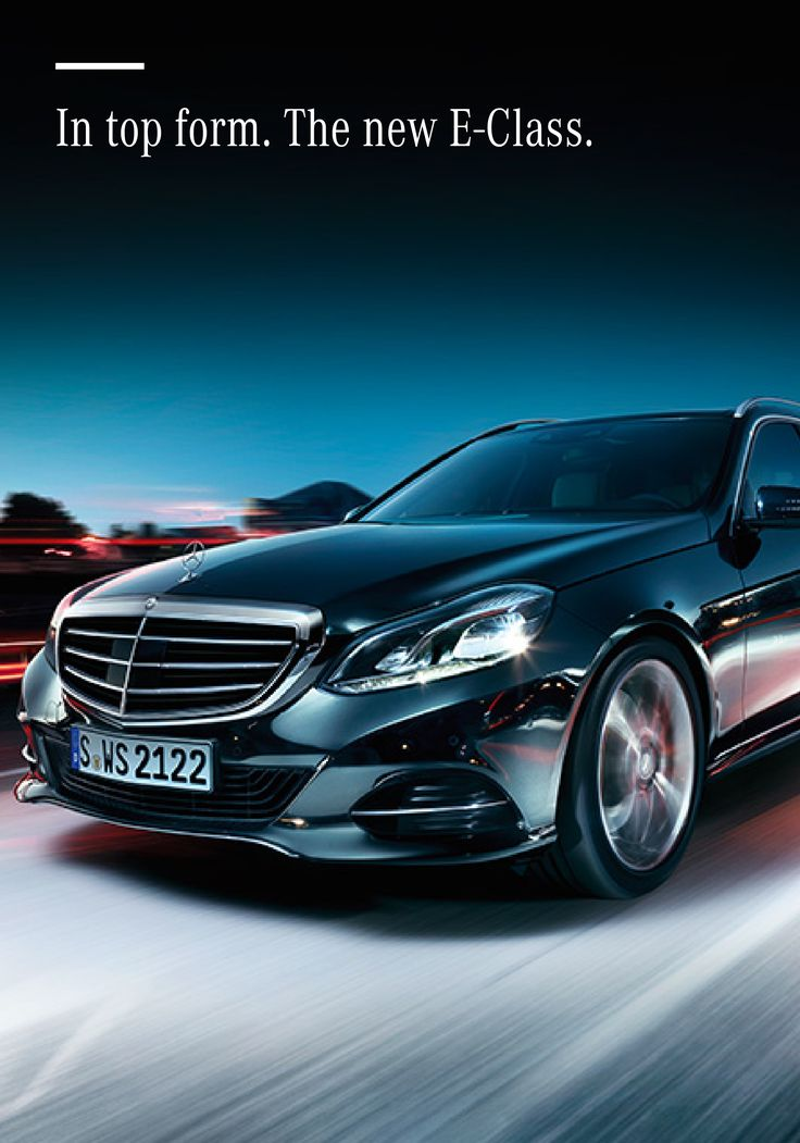 The new E-Class Mercedes-Benz is efficient, intelligent, and emotionally appealing. It is making waves in terms of efficiency and ecology, with a new sporty-looking, yet elegant, style.