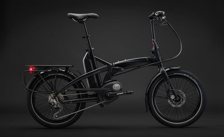 Aiming to design the perfect non-automobile commuter, Tern just may have done it with the Elektron Electric Bicycle. Since it folds down in ten seconds you won't need to worry about having it stolen from a bike rack: bring it to the office and slide it under your desk instead. It's also the most compact electric bike to be powered by Borsch's Active drivetrain, which adds motor assist as...