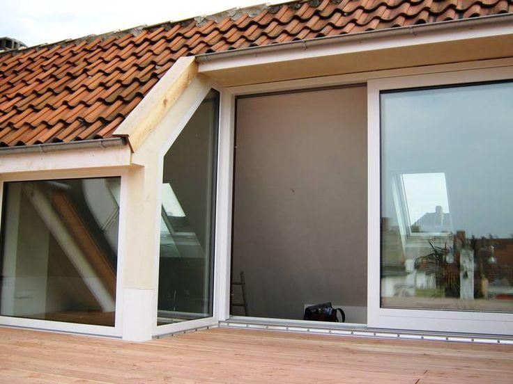 15 besten dachausbau bilder auf pinterest dachausbau dachterrassen und dachgeschosse. Black Bedroom Furniture Sets. Home Design Ideas
