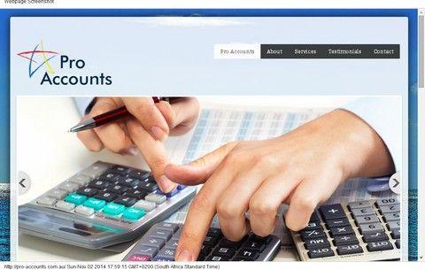 Pro-Accounts - Australia