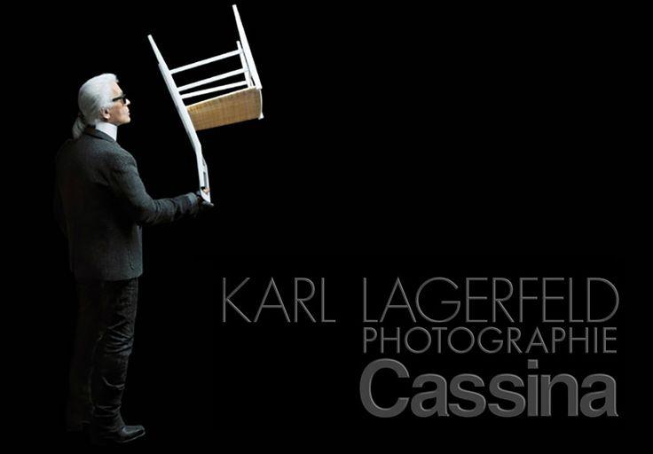 Cassina mette in mostra la fotografia di Karl Lagerfeld presso il nuovo showroom di Meda   Il nuovo showroom di Cassina a Meda, inaugurato nel ottobre dell'anno scorso, apre le porte alla creatività dell'icona della moda Karl Lagerfeld e ospita un'installazione delle sue fotografie aperta al pubblico dal 17 febbraio al 31 marzo 2014.     Per maggiori informazioni visita il sito: www.cassina.it