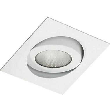 Rock 92 12W LED Square Downlight - White, Energy Saving Lights, LED Lighting, New Zealand's Leading Online Lighting Store