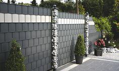 Waliczek & Contzen GmbH – Sichtschutzzaun DISCRETO (Metall/Kunststoff)