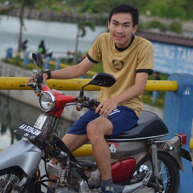 #bukanpamer udah gitu aja (at Embung Tambak Boyo Yogyakarta)