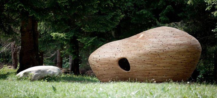 (35) Rifugio/Shelter - Anton Schaller, 2011