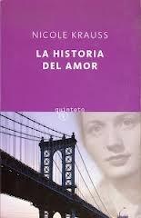 """""""La historia del amor"""" de Nicole Krauss"""
