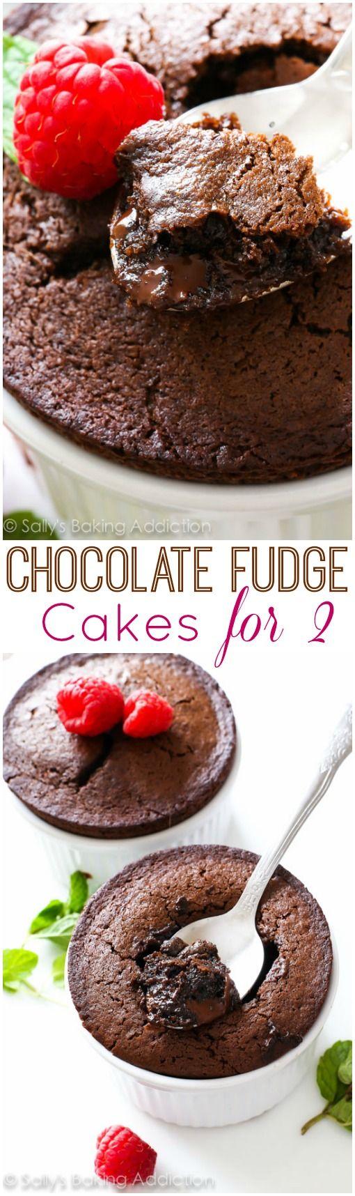 American Style Chocolate Fudge Cake Recipe