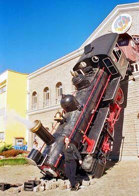 Museu do Vapor / Steam Museum - Gramado, Rio Grande do Sul. | PicadoTur - Consultoria em Viagens | picadotur.com.br |