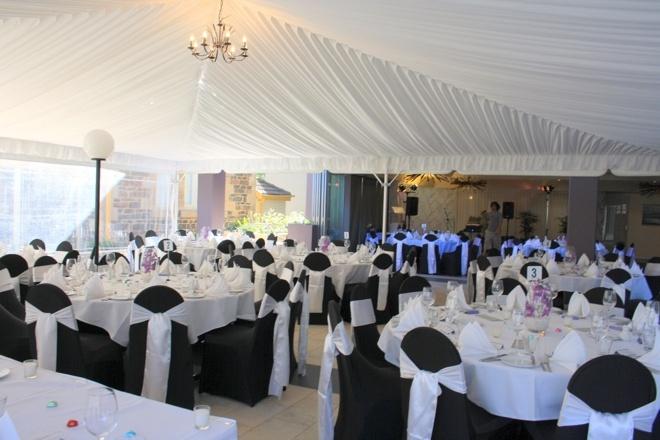Marquee Wedding Reception at The Sebel Harbourside Kiama