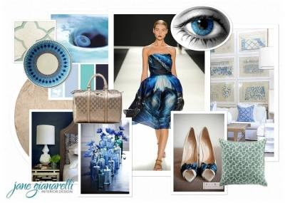 Technology and the Interior Designer | Mood-Board by Jane Gianarelli