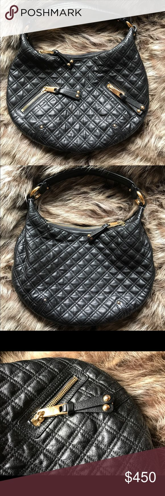MARC JACOBS QUILTED SHOULDER BAG MARC JACOBS QUILTED SHOULDER BAG. NOT SURE IF I WANT TO SELL ONLY TRADE FOR A LV, NF MAYBE. Marc Jacobs Bags Shoulder Bags