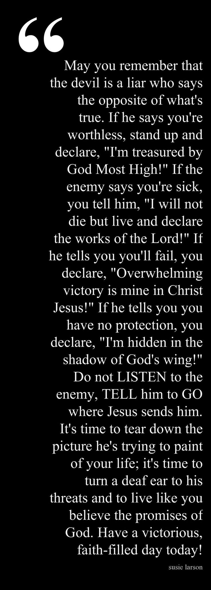 Actually kind a cried reading this. God is so good and he cares so much for you and I. He will never leave you, he will never hurt you, he is a forever friend who you can count on. He only wants what is best for us.