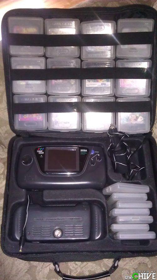 Game gear case
