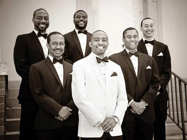 11 Groom and Groomsmen Looks We Love for 2015 | TheKnot.com