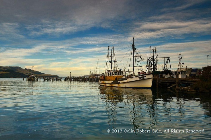 Careys Bay at Dusk - for more stunning images follow me at https://www.facebook.com/ColinGaleImages