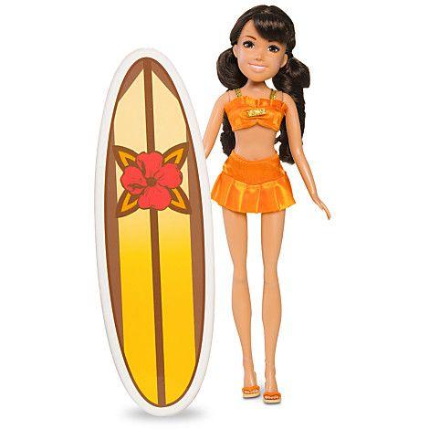 Teen Beach Movie Doll - McKenzie - 11 1/2'' | Disney Store
