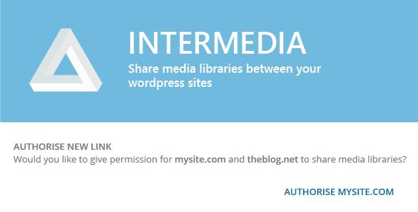 Intermedia Link Your Media Libraries With Images Wordpress