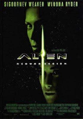 Alien 4: Resurrección (Audio Latino) 1997 online