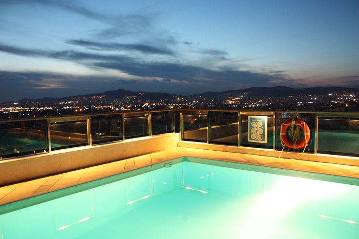 Swimming Pool with View