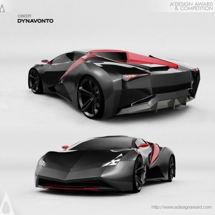 Lamborghini Dynavonto Concept: Concept Carwer, Dynavonto Concept, Body Design, Design Awards, Lamborghini Dynavonto, Cars Body, Concept Cars, Dreams Cars, Automotive Design