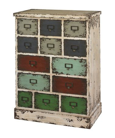 how distressed your drawers look!