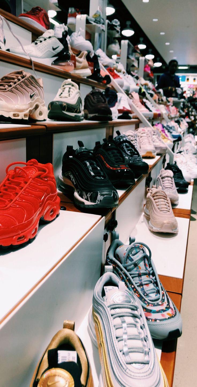 Pin by IAreMo M O Y A💋 on Kickss White nike shoes
