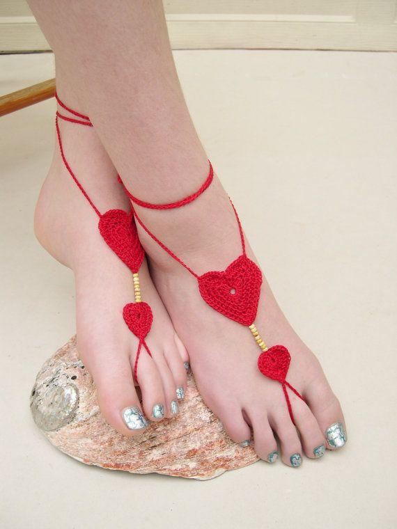 Beach Wedding Jewelry Shoes