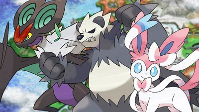 20 Changes That Make Pokemon X Amp Y Totally Rad Ign The Geek In Me Pinterest Pok 233 Mon