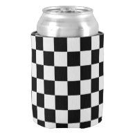 The Checker Flag Can Cooler , get this and more sports theme party supplies