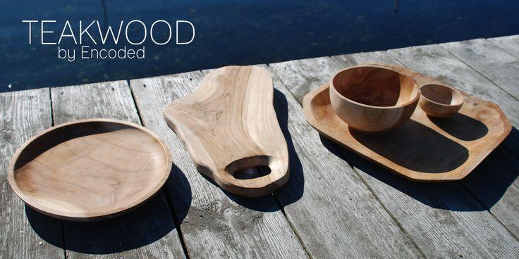 Beautiful teakwood handmade on Bali. Good taste