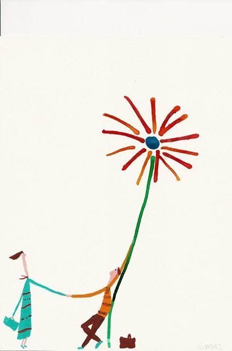Esta primavera es de ellos, by Felipe Gimenez  elegido por Melina