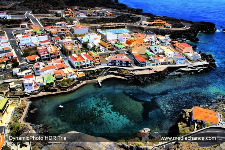 El Tamaduste, Isla de El Hierro, Canarias