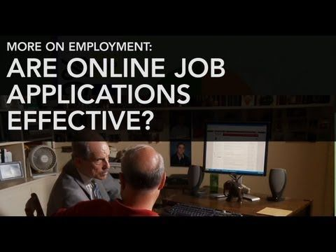 PBS NewsHour: Online job applications keep America unemployed | Ask The Headhunter® | Nick Corcodilos