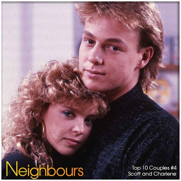 Scott and Charlene | Top 10 Neighbours Couples Of All Time
