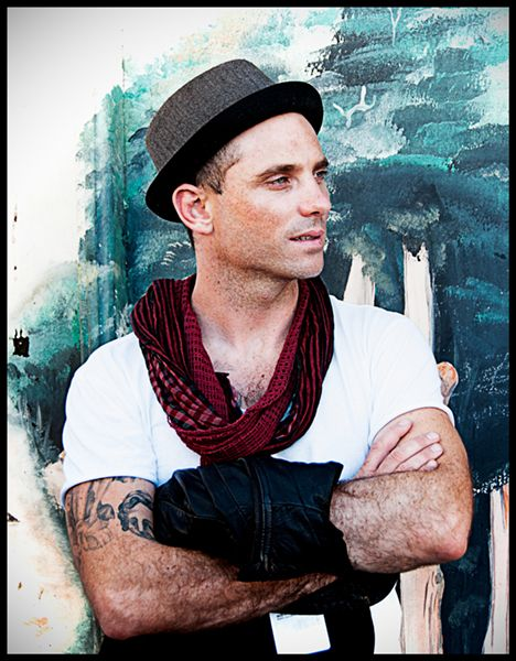Kahn Morbee from The Parlotones