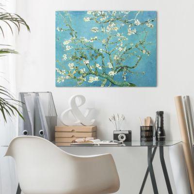 Leinwandbild Vincent van Gogh - Kunstdruck Mandelblüte - Post-Impressionismus 90x120x2-71.00-LB-3-4 Jetzt bestellen unter: https://moebel.ladendirekt.de/dekoration/bilder-und-rahmen/poster/?uid=2f1f1613-3c5f-5532-8972-968fe453b0c4&utm_source=pinterest&utm_medium=pin&utm_campaign=boards #heim #bilder #rahmen #poster #dekoration