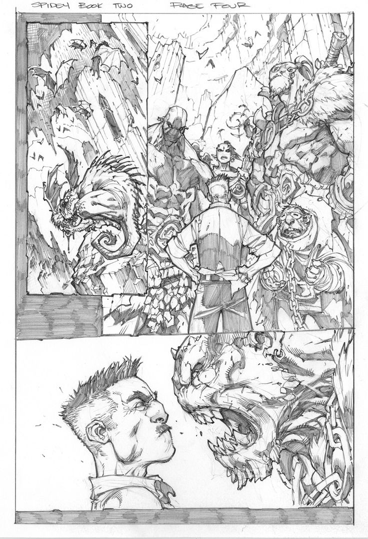 chris bachalo rough pencils | Localisation : Jean Grey School for Higher Learning