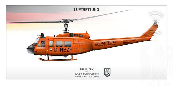 LUFTRETTUNG . BGS FLIEGERGRUPPE Bundesministerium des Innern