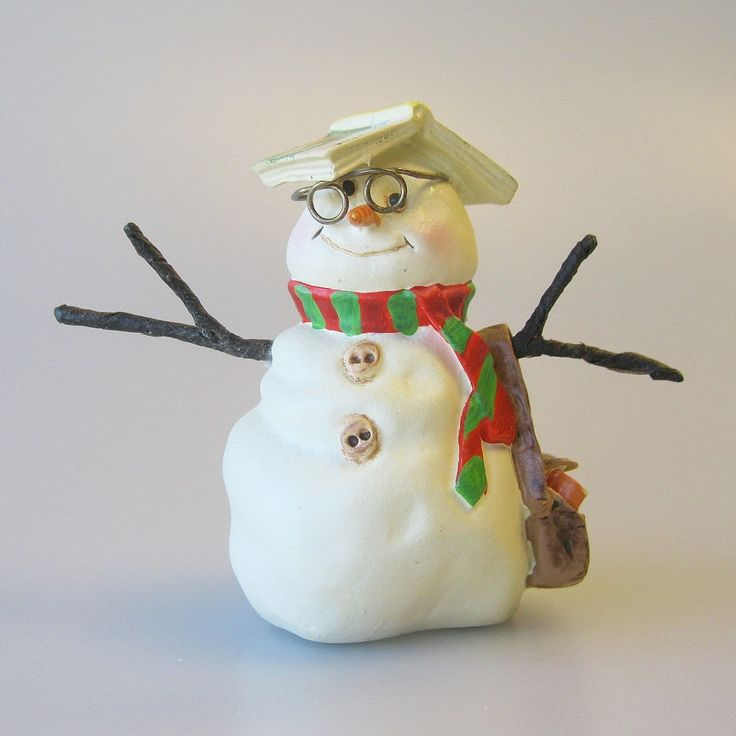 Image result for bookworm snowman